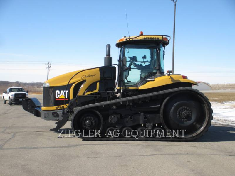 AGCO-CHALLENGER AG TRACTORS MT865B equipment  photo 4