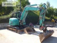Equipment photo KOMATSU LTD. PC80 EXCAVADORAS DE CADENAS 1