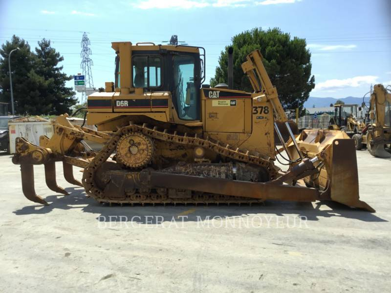 CATERPILLAR TRACK TYPE TRACTORS D6R3XL equipment  photo 8