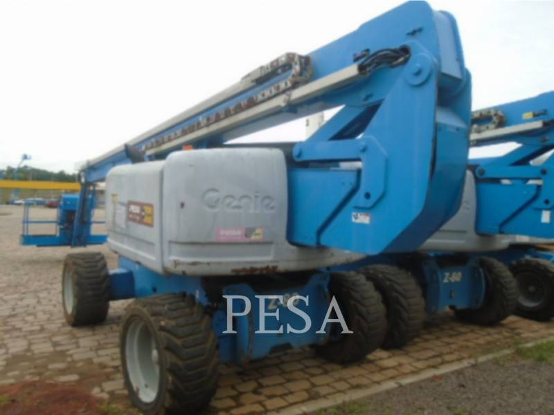 GENIE INDUSTRIES  ACCESS PLATFORM Z-80/60JRT equipment  photo 4