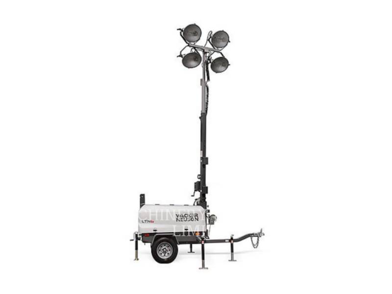 WACKER CORPORATION LIGHT TOWER MLT6SC equipment  photo 1