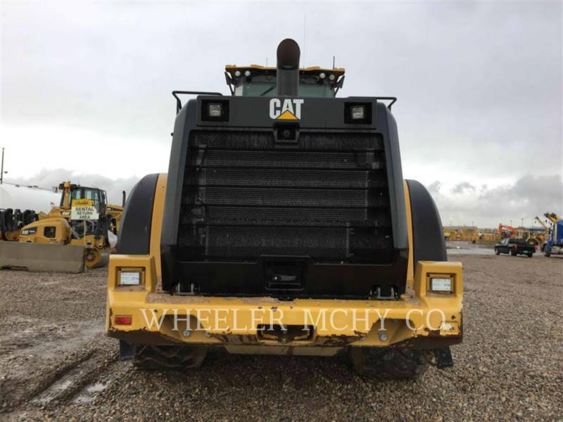 CATERPILLAR CARGADORES DE RUEDAS 980M AOR T equipment  photo 8
