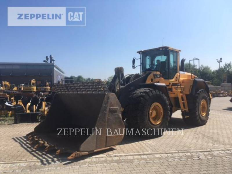 VOLVO CONSTRUCTION EQUIPMENT WHEEL LOADERS/INTEGRATED TOOLCARRIERS L220 equipment  photo 1