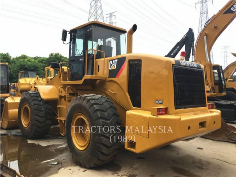 CATERPILLAR 轮式装载机/多功能装载机 950GC equipment  photo 1