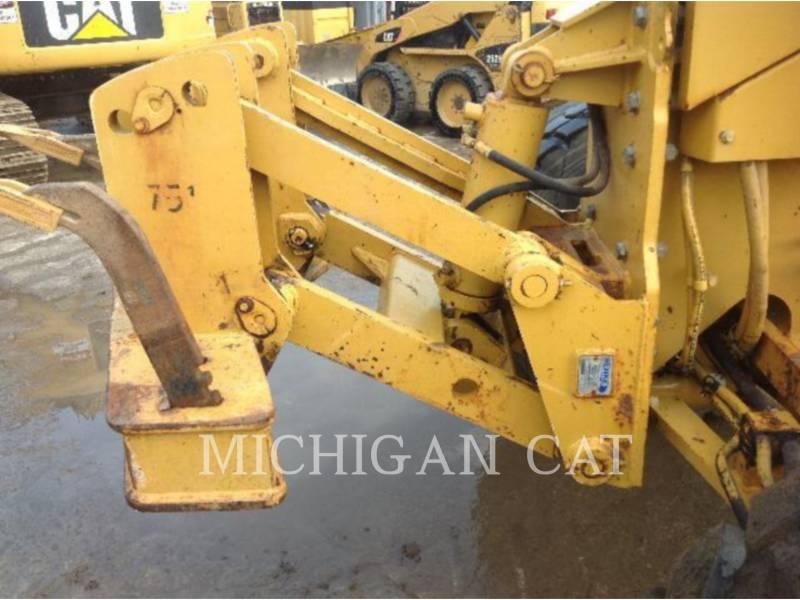 CATERPILLAR NIVELEUSES 163H equipment  photo 11
