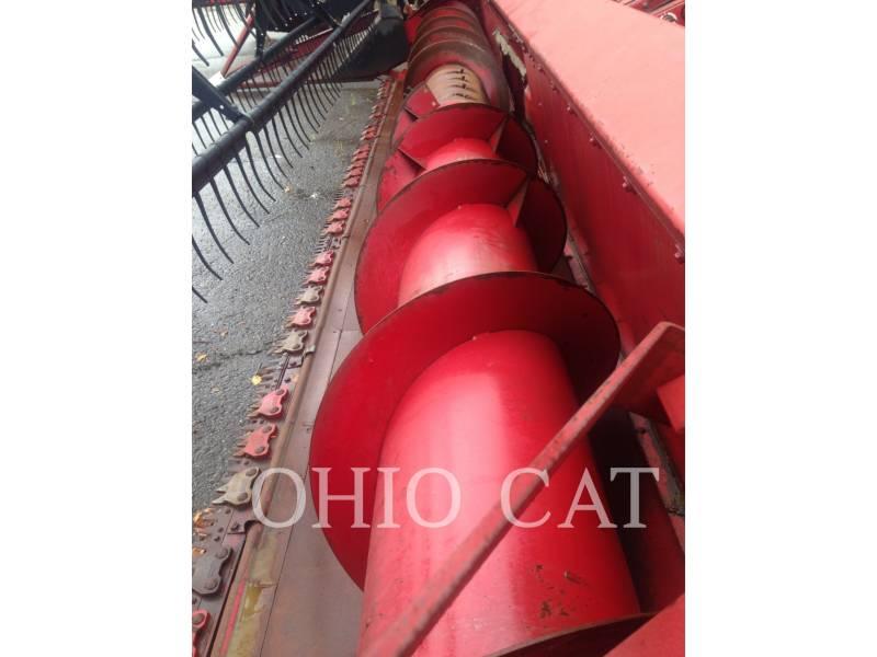 CASE/INTERNATIONAL HARVESTER COMBINES 1020 equipment  photo 9