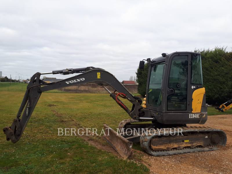 VOLVO CONSTRUCTION EQUIPMENT EXCAVADORAS DE CADENAS ECR48C equipment  photo 1