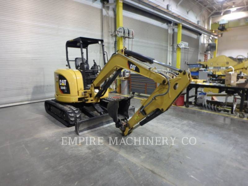 CATERPILLAR EXCAVADORAS DE CADENAS 304E2 OR equipment  photo 1