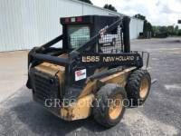 NEW HOLLAND LTD. SKID STEER LOADERS LX565 equipment  photo 4