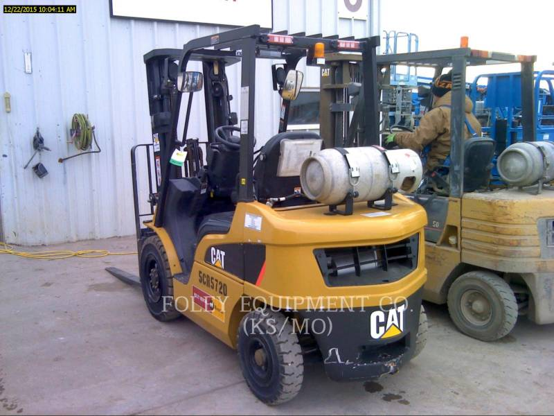 CATERPILLAR MATERIAL HANDLERS / DEMOLITION P5000 equipment  photo 3