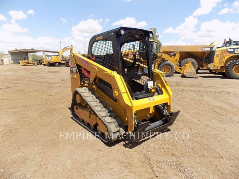 CATERPILLAR KOMPAKTLADER 239D equipment  photo 1
