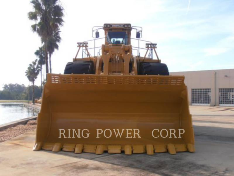 CATERPILLAR CARGADORES DE RUEDAS 994D equipment  photo 1