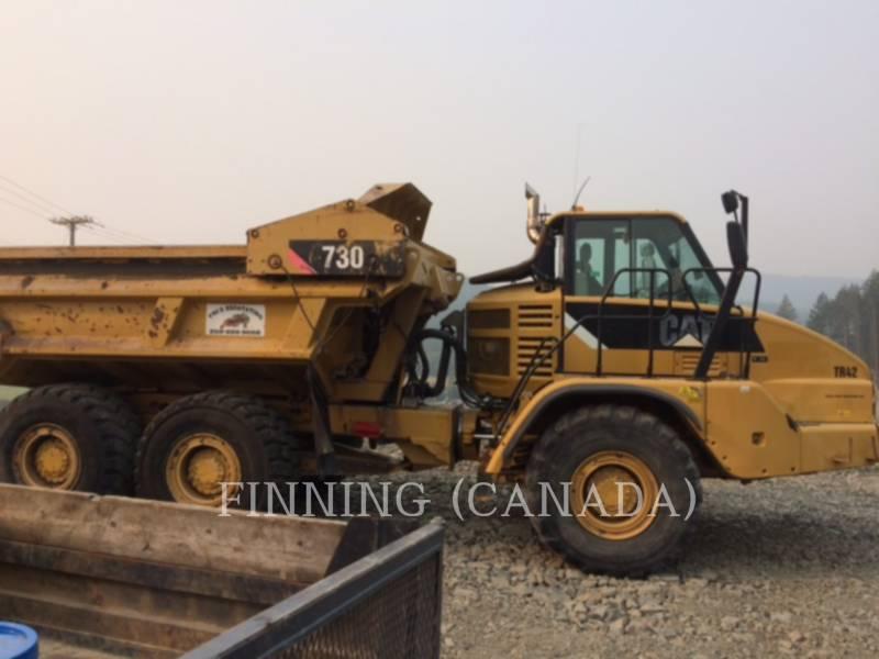 CATERPILLAR CAMIONES ARTICULADOS 730EJ equipment  photo 5