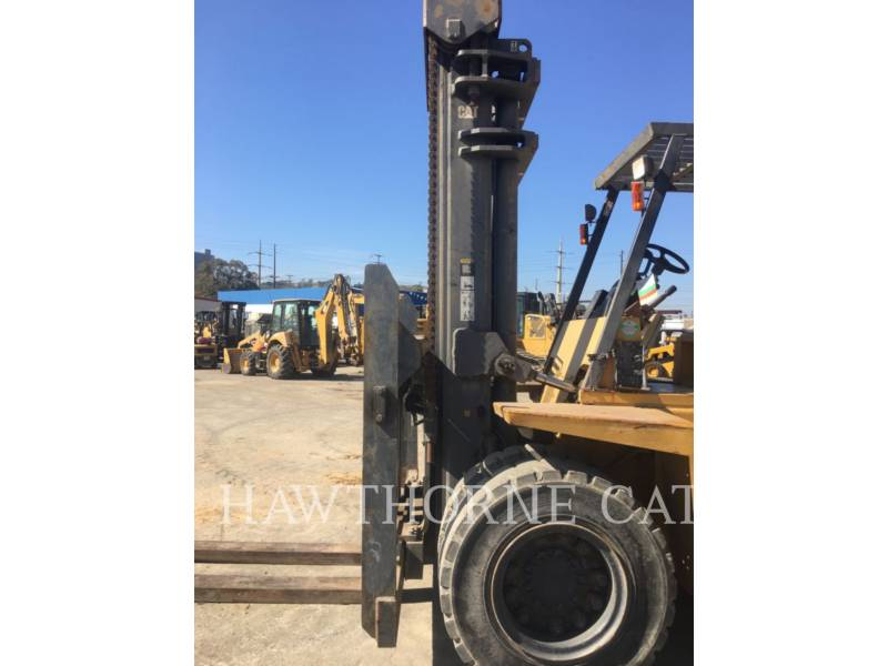 CATERPILLAR FORKLIFTS DP150 equipment  photo 5