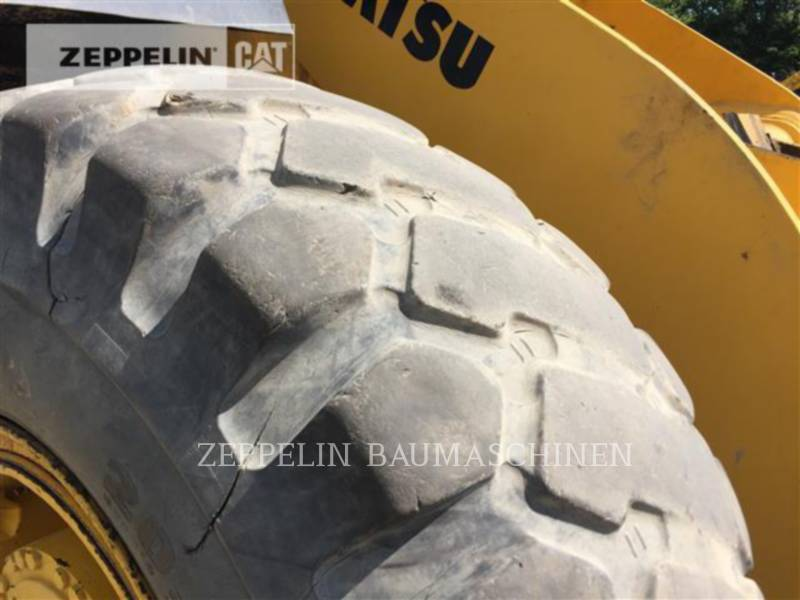 KOMATSU LTD. WHEEL LOADERS/INTEGRATED TOOLCARRIERS WA270PT equipment  photo 8