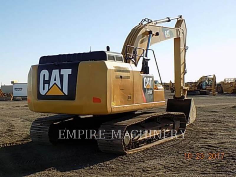 CATERPILLAR ESCAVATORI CINGOLATI 329FL equipment  photo 5