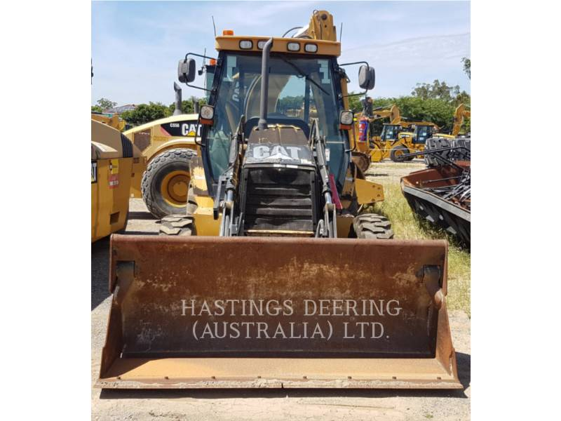 CATERPILLAR BACKHOE LOADERS 432D equipment  photo 2
