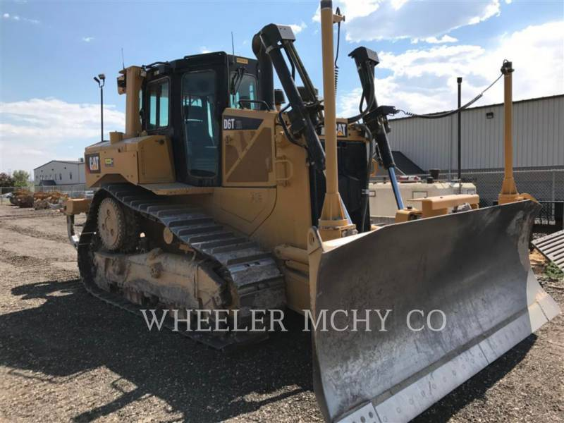 CATERPILLAR TRACK TYPE TRACTORS D6T XL PAT equipment  photo 2