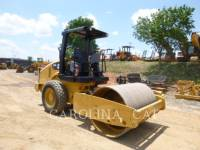 CATERPILLAR VIBRATORY SINGLE DRUM SMOOTH CS44 equipment  photo 3