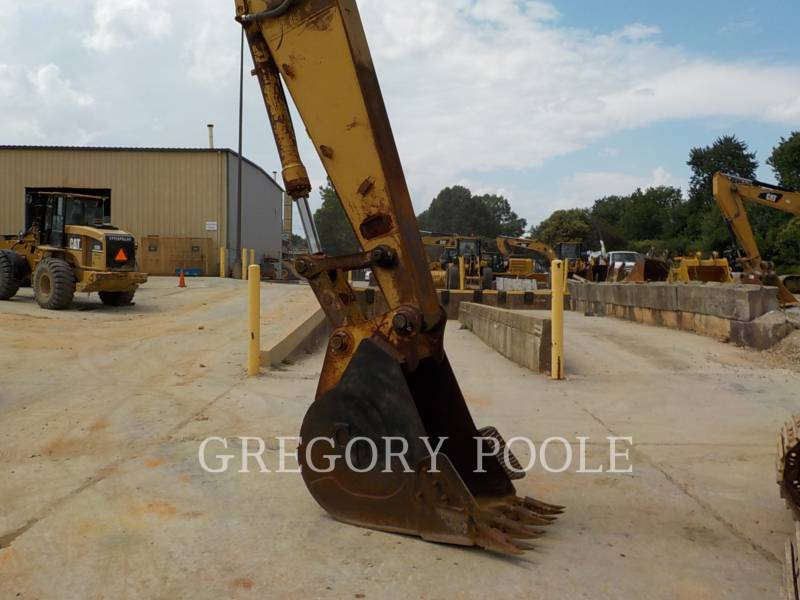 CATERPILLAR KETTEN-HYDRAULIKBAGGER 320C L equipment  photo 20