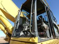 KOMATSU LTD. PELLES SUR CHAINES PC600LC equipment  photo 5
