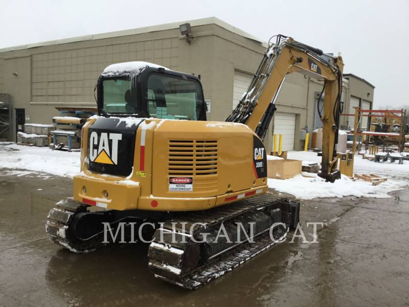 CATERPILLAR トラック油圧ショベル 308E2 RQ equipment  photo 4