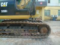 CATERPILLAR TRACK EXCAVATORS 320D2 equipment  photo 6