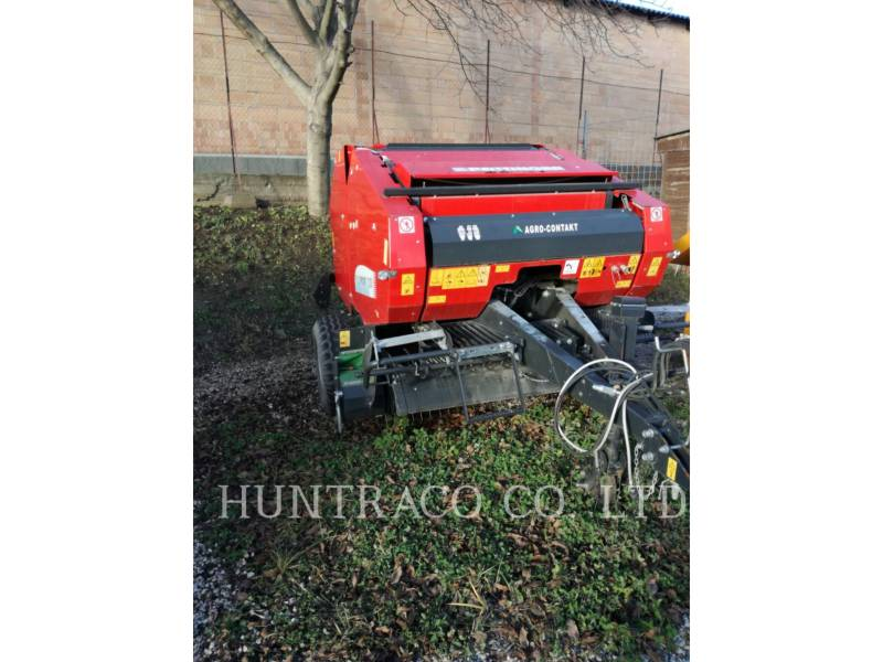 POTTINGER AUTRES MATERIELS AGRICOLES ROLLPROFI 3120L equipment  photo 4