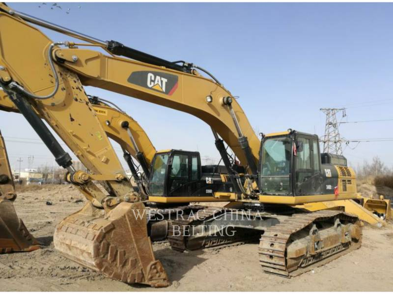 CATERPILLAR PELLES SUR CHAINES 340D2L equipment  photo 7