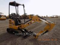 CATERPILLAR EXCAVADORAS DE CADENAS 301.7DCROR equipment  photo 1