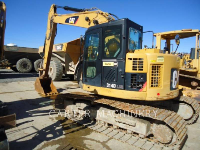 CATERPILLAR EXCAVADORAS DE CADENAS 314DL CF equipment  photo 1