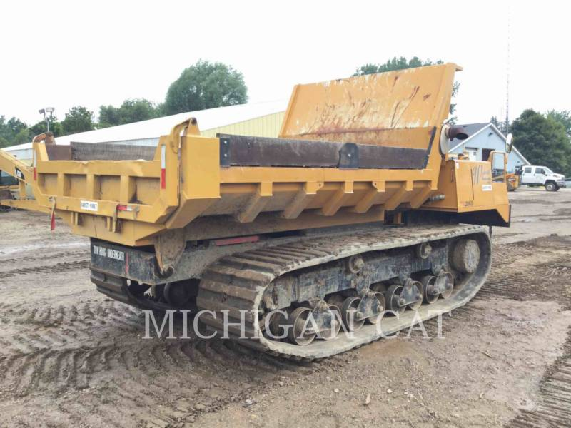 MOROOKA CAMIOANE PENTRU TEREN DIFICIL MST2200VD equipment  photo 3