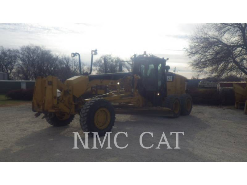 CATERPILLAR NIVELEUSES 12M2 AWD equipment  photo 1
