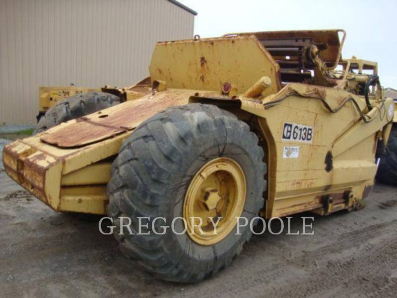 CATERPILLAR WHEEL TRACTOR SCRAPERS 613B equipment  photo 24