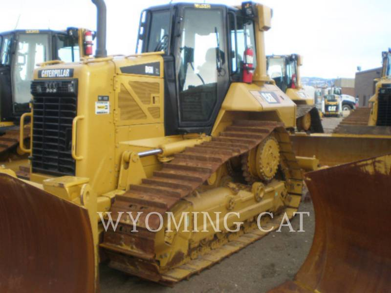 CATERPILLAR TRACTORES DE CADENAS D6N XL PAT equipment  photo 1
