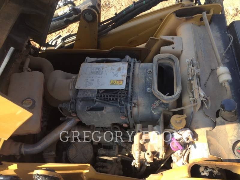 CATERPILLAR BAGGERLADER 430FIT equipment  photo 23