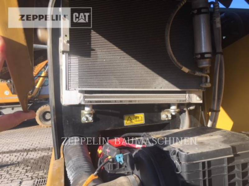 CATERPILLAR PELLES SUR PNEUS M322D equipment  photo 20
