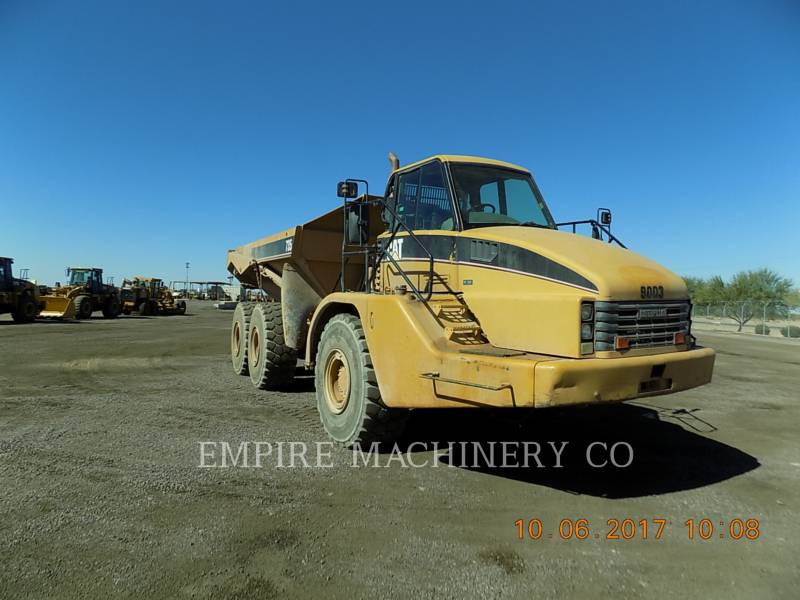 CATERPILLAR MULDENKIPPER 735 equipment  photo 7