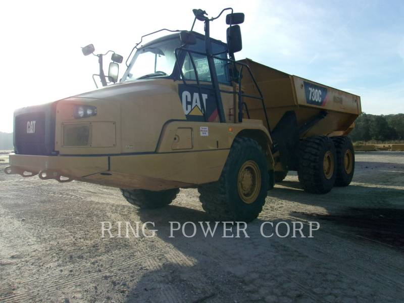 Caterpillar CAMIOANE ARTICULATE 730CTG equipment  photo 1