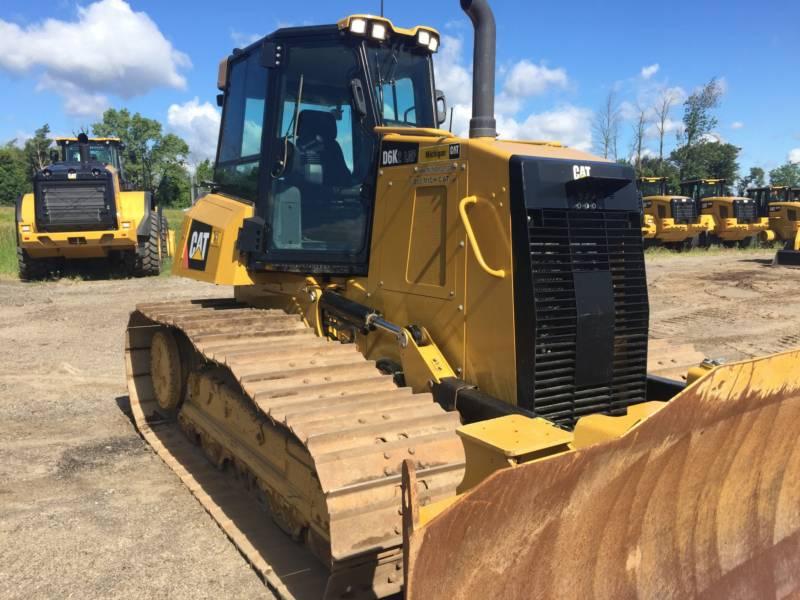 CATERPILLAR TRACTOREN OP RUPSBANDEN D6K2LGP equipment  photo 12