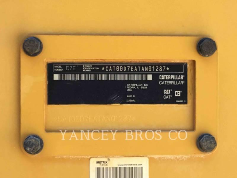 CATERPILLAR TRACTOR OP RUPSBANDEN MIJNBOUW D7E equipment  photo 11