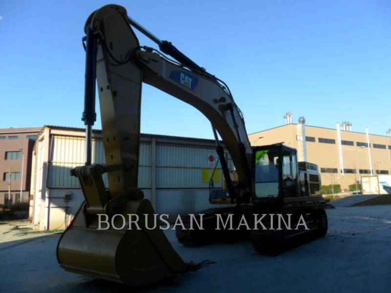 CATERPILLAR EXCAVADORAS DE CADENAS 349D2L equipment  photo 6