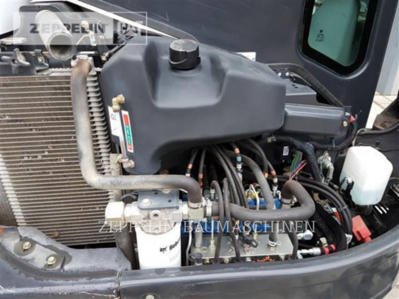 BOBCAT トラック油圧ショベル E50 equipment  photo 13