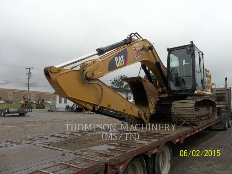 CATERPILLAR EXCAVADORAS DE CADENAS 316E equipment  photo 4