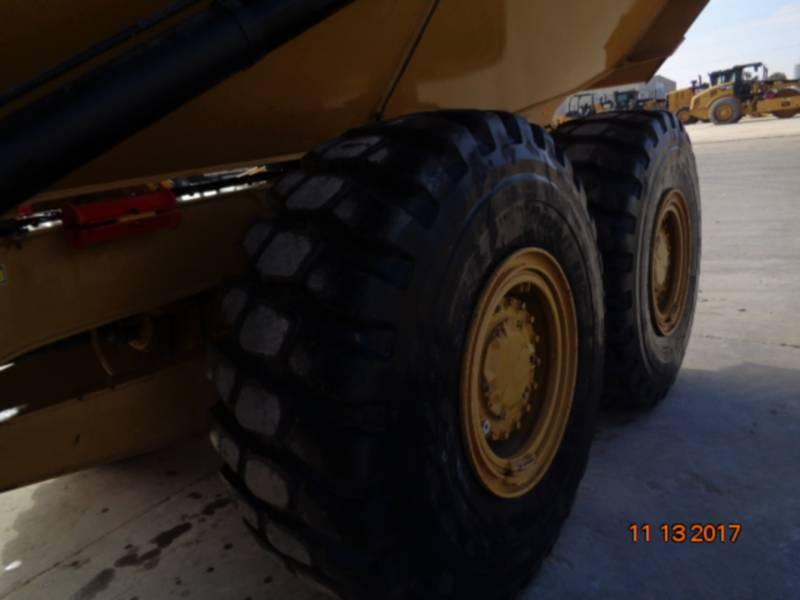 CATERPILLAR TOMBEREAUX ARTICULÉS 730C equipment  photo 9