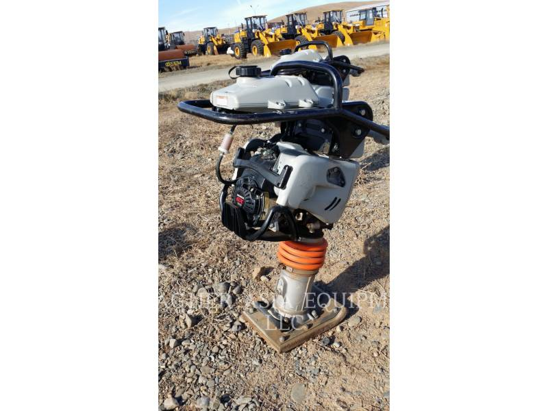 MULTIQUIP COMPACTORS MTX 60 HD equipment  photo 4