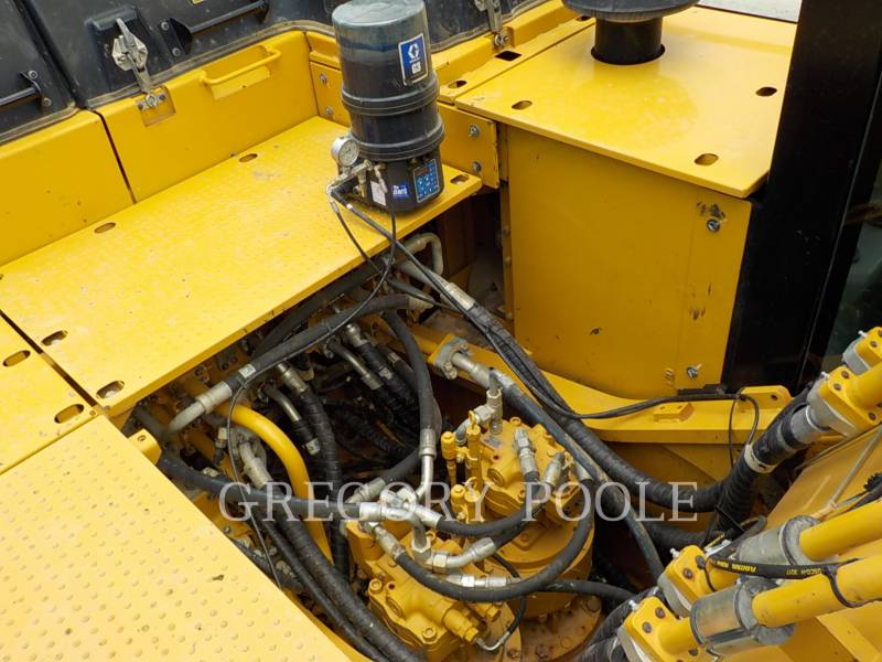 CATERPILLAR PELLES SUR CHAINES 349F L equipment  photo 16