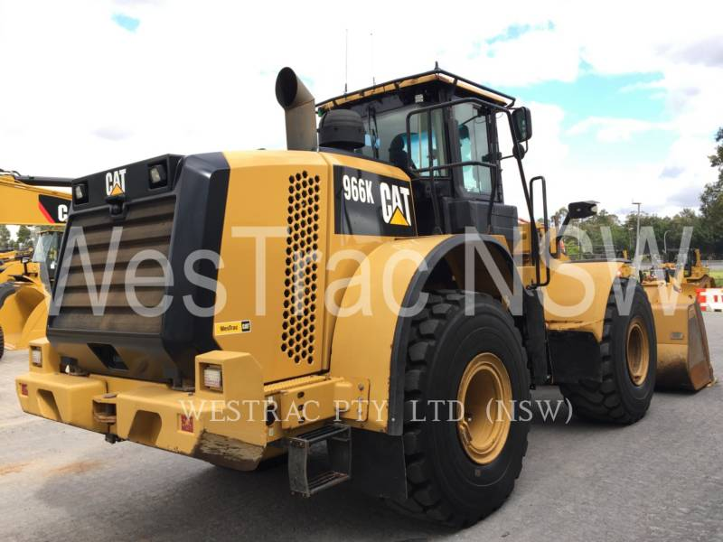 CATERPILLAR RADLADER/INDUSTRIE-RADLADER 966K equipment  photo 3