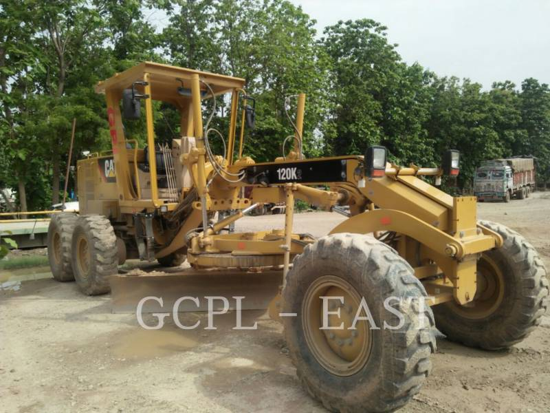 CATERPILLAR MOTONIVELADORAS 120K2 equipment  photo 5
