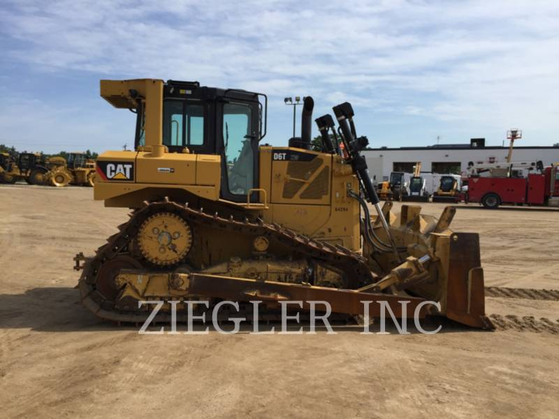 CATERPILLAR TRACTORES DE CADENAS D6TXWA equipment  photo 7
